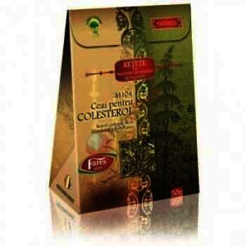 Fares Ceai Colesterol Traditii Monahale -vrac x 50 g