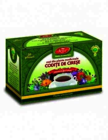 Fares Ceai Cozi Cirese x 20 plc.