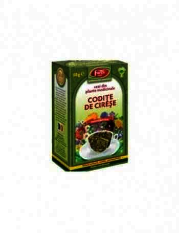 Fares Ceai Cozi De Cirese 50g vrac