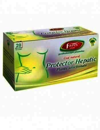 Fares Ceai Hepatic Protector x 20plc.