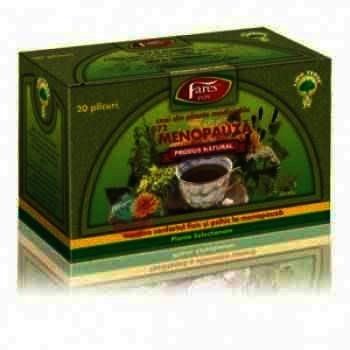 Fares Ceai Menopauza -plc x 20