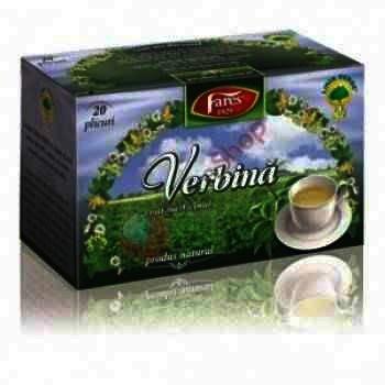 Fares Ceai Natural din Plante Aromatice x 20plc.