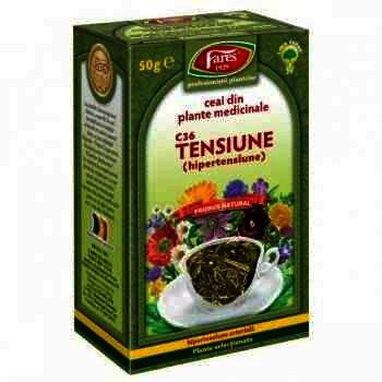 Fares Ceai Prostata si Vezica -vrac x 50 g