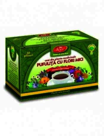 Fares Ceai Pufulita cu Flori Mici x 20plc.
