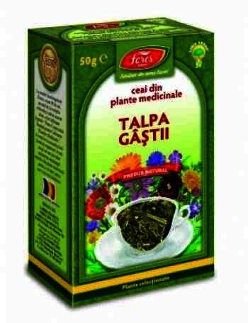 Fares Ceai Talpa Gastei 50g vrac