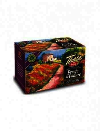 Fares Ceai Theia Fructe de Padure x 20plc.