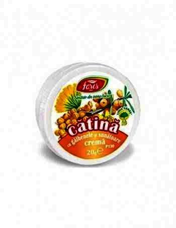 Fares crema catina+galbenele+sunatoare