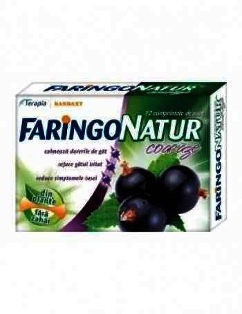 FaringoNatur Coacaze-cpr. x 12-Terapia