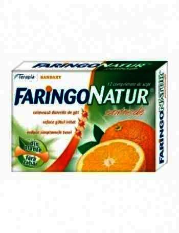FaringoNatur Lamaie-cpr. x 12-Terapia
