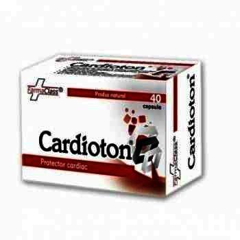 Farmaclass Cardioton x 40cps.