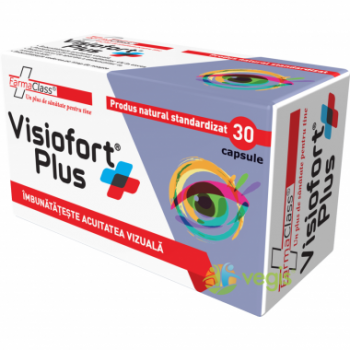 Farmaclass Visiofort Plus -cps x 30