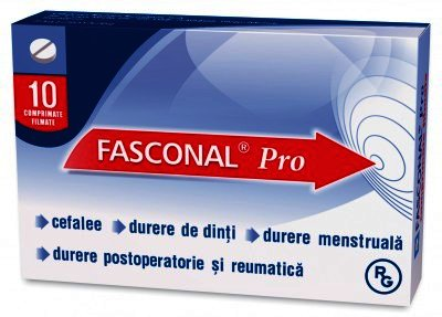 Fasconal Pro -cpr.film x 10 - Gedeon