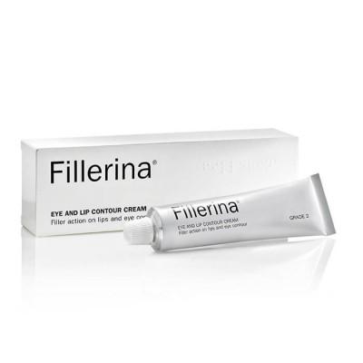 Fillerina Crema contur ochi si buze Gradul 2, 15 ml