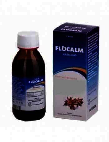 Flucalm-sol. orala 120ml - Pharco