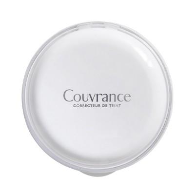 Fond de ten compact pentru ten uscat Avene Couvrance NATURAL-02