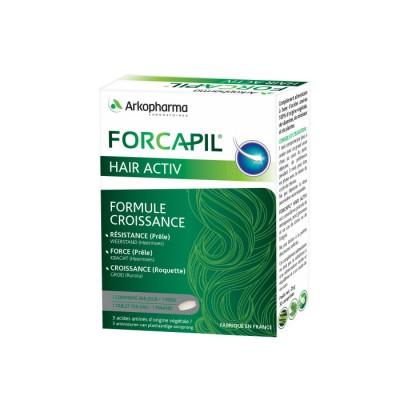 Forcapil hair activ, 30 comprimate, Arkopharma
