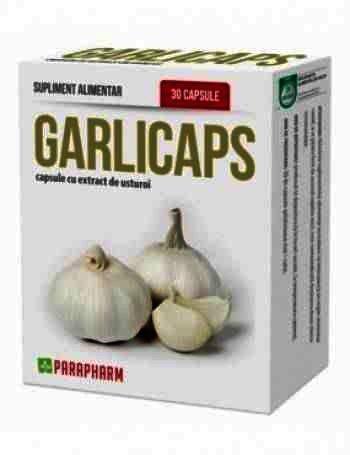Garlic -cps x 30 - Parapharm