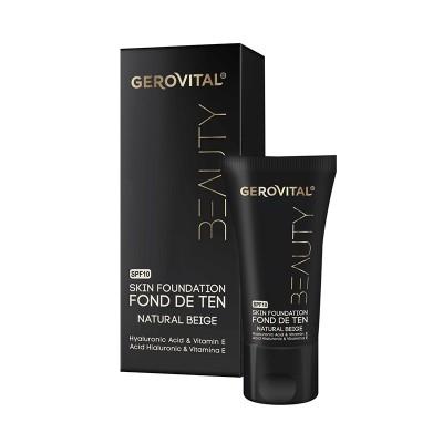 Gerovital Beauty Fond Ten Natural Beige x 30ml