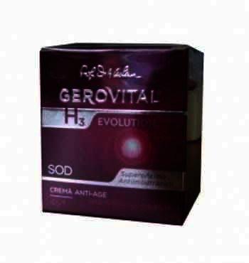 Gerovital H3 Crema Lift Restructuranta Zi x 50 ml