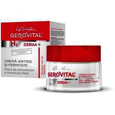 Gerovital H3 Derma Plus Gel de Dus Crema Concentrate x 500 ml