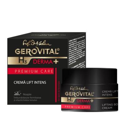Gerovital H3 Derma Plus Premium Care Crema Lift Intens x 50ml