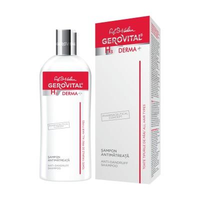 Gerovital H3 Derma Plus Sampon Antimatreata x 200 ml