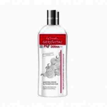 Gerovital H3 Derma Plus Sampon Crema Nutrireparator x 200 ml