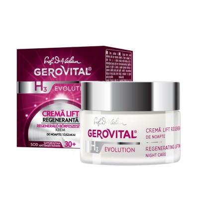 Gerovital H3 Evolution Crema Lift Regeneranta x 50 ml