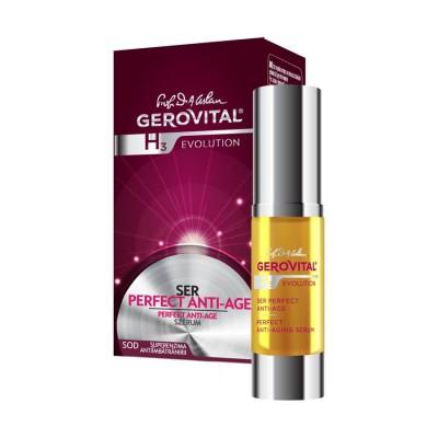 Gerovital H3 Evolution Ser Perfect Anti-Age x 15 ml