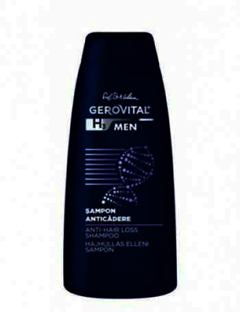 Gerovital H3 Men Sampon Anticadere x 250 ml