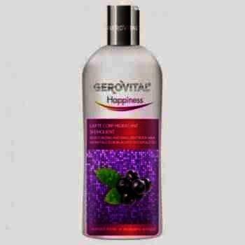 Gerovital Hapiness Lotiune Hidratanta Corp x 200 ml