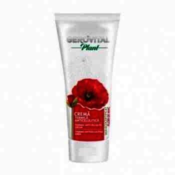 Gerovital Plant Crema Anticelulitica x 500 ml