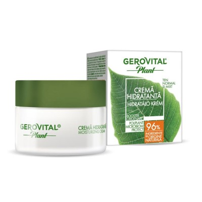 Gerovital Plant Crema Hidratanta x 50 ml