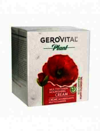 Gerovital Plant Crema Nutritiva Multivitamine x 50 ml