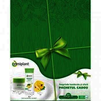Gerovital Plant Lapte Demachiant Hidratant x 200 ml
