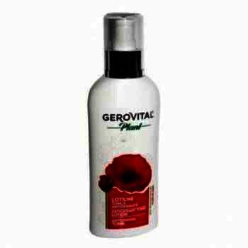 Gerovital Plant Lotiune Tonica Antioxidanta x 150 ml