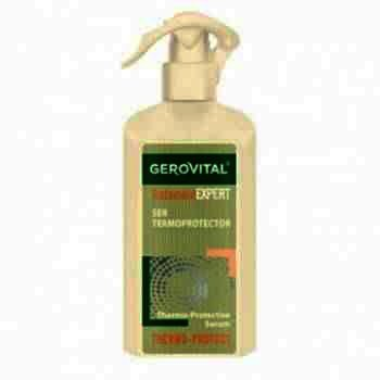 Gerovital Plant Ser Tratament Hidratant Termoprotector x 150 ml