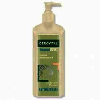 Gerovital Tratament Expert Sampon Antimatreata x 400 ml