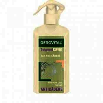 Gerovital Tratament Expert Ser Anticadere 150 ml