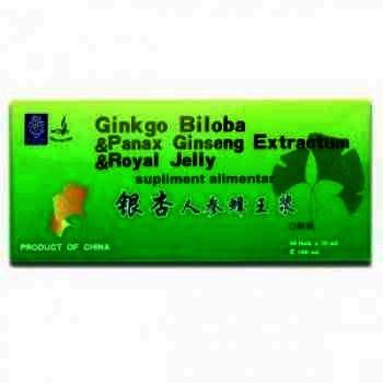 Ginkgo Biloba Extractum x 10