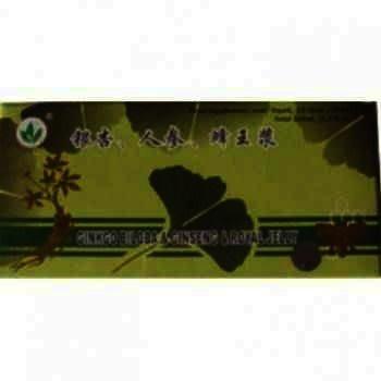 Ginkgo Biloba -fiole x 10 - Minerva