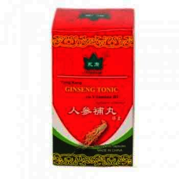 Ginseng China (tonic) x 30