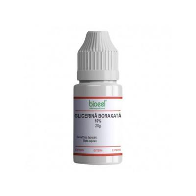Glicerina boraxata + nistatin x 20 g