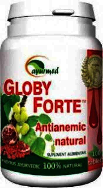 Globy Forte - tb. x 100