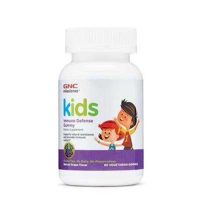 GNC Milestones Kids Immune Defence Gummy