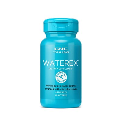 GNC Total Lean Waterex - comprimate x 60
