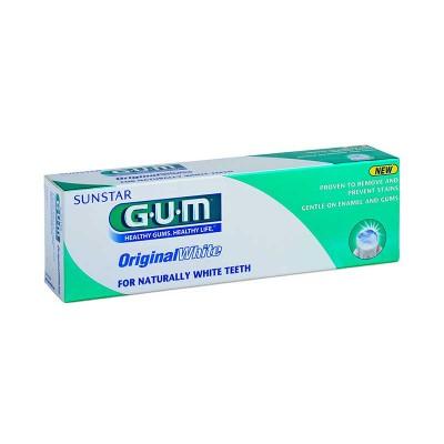Gum Original White Pasta de Dinti x 75 ml