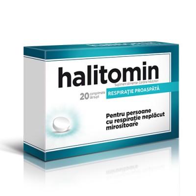Halitomin -cpr.supt x 20 - Aflofarm