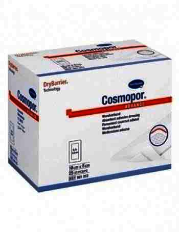 Hartmann Cosmopor 10/8cm x 25