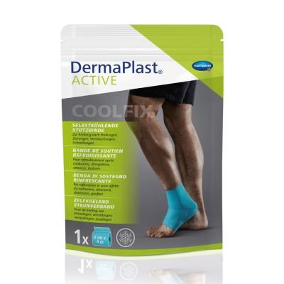 Hartmann Dermaplast Active Coolfix Fasa Elastica 6cm x 4m x 1 buc